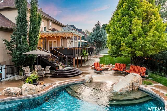 1064 W Park Palisade Dr, South Jordan, UT 84095 (MLS #1764428) :: Lookout Real Estate Group