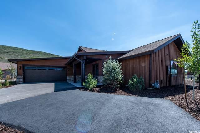 372 Thorn Creek Dr #24, Kamas, UT 84036 (#1764443) :: Bustos Real Estate   Keller Williams Utah Realtors