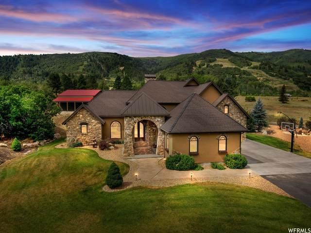 2735 N Nordic Valley Way E, Eden, UT 84310 (#1764478) :: Utah Dream Properties