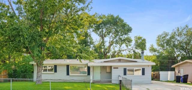 1373 N 400 W, Bountiful, UT 84010 (MLS #1764482) :: Lookout Real Estate Group