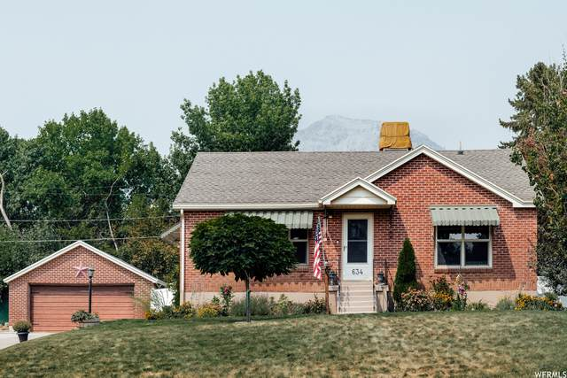 634 E 2750 N, North Ogden, UT 84414 (#1764568) :: Bustos Real Estate   Keller Williams Utah Realtors