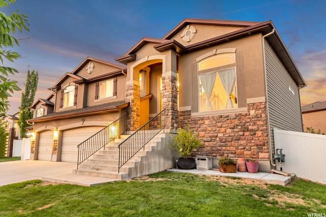 532 Stockbridge Cir, North Salt Lake, UT 84054 (#1764616) :: Bustos Real Estate | Keller Williams Utah Realtors