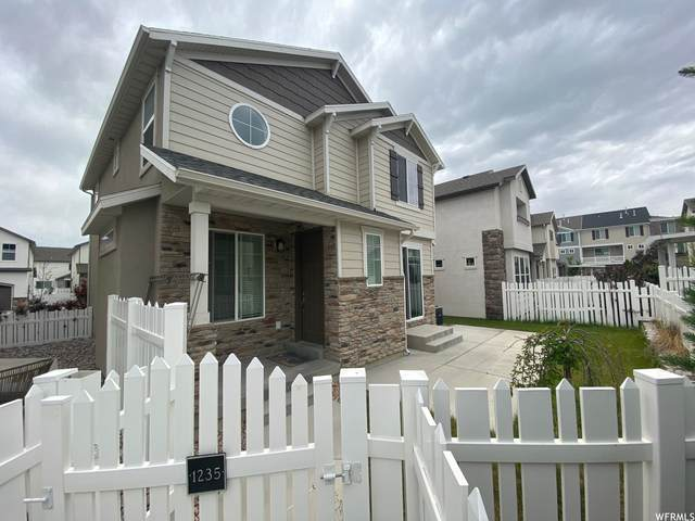 1235 W 20 S, Pleasant Grove, UT 84062 (MLS #1764621) :: Lookout Real Estate Group