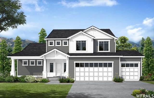 2076 E Granite Ln N #145, Eagle Mountain, UT 84005 (#1764639) :: Real Broker LLC