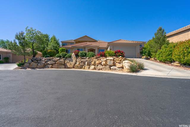 235 W Golden Eagle Cir, St. George, UT 84770 (#1764659) :: Colemere Realty Associates