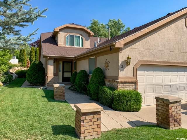21 Hillsborough Dr, Pleasant View, UT 84414 (MLS #1764670) :: Lookout Real Estate Group