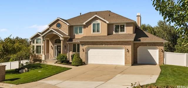 2027 E Bear Mountain Cir S, Draper, UT 84020 (#1764688) :: Utah Dream Properties