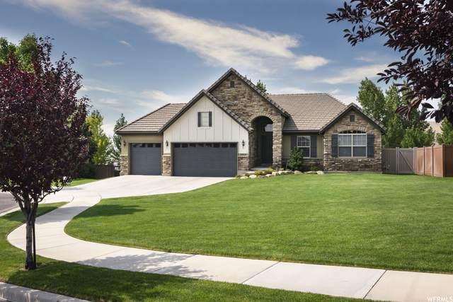 2860 W Shady View Cir, Lehi, UT 84043 (#1764720) :: Bustos Real Estate | Keller Williams Utah Realtors