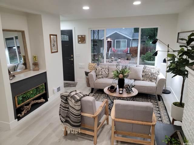 239 W Ardmore Pl, Salt Lake City, UT 84103 (#1764734) :: Berkshire Hathaway HomeServices Elite Real Estate