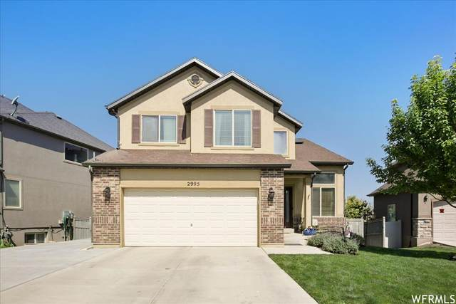 2995 E Lookout Dr, Eagle Mountain, UT 84005 (#1764745) :: Berkshire Hathaway HomeServices Elite Real Estate