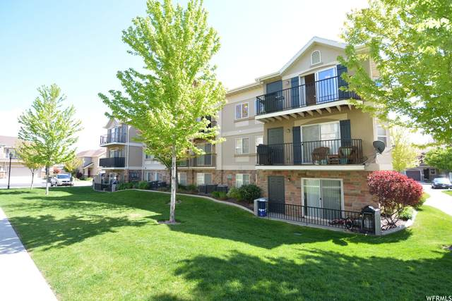 3835 S Kingsbury Ln W A4, West Valley City, UT 84119 (#1764758) :: Exit Realty Success