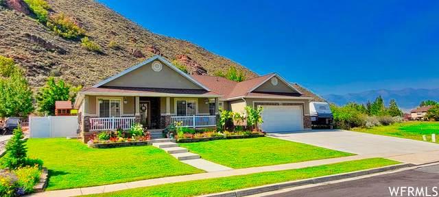 442 E Ridgeline Dr, Morgan, UT 84050 (#1764785) :: Utah Dream Properties