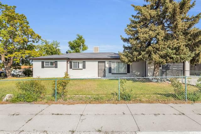 4815 S 4580 W, Salt Lake City, UT 84118 (#1764819) :: Berkshire Hathaway HomeServices Elite Real Estate