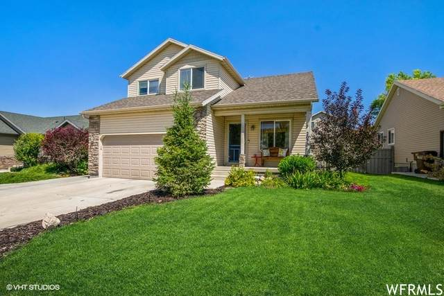 2075 Ficus Way, Eagle Mountain, UT 84005 (#1764822) :: UVO Group | Realty One Group Signature
