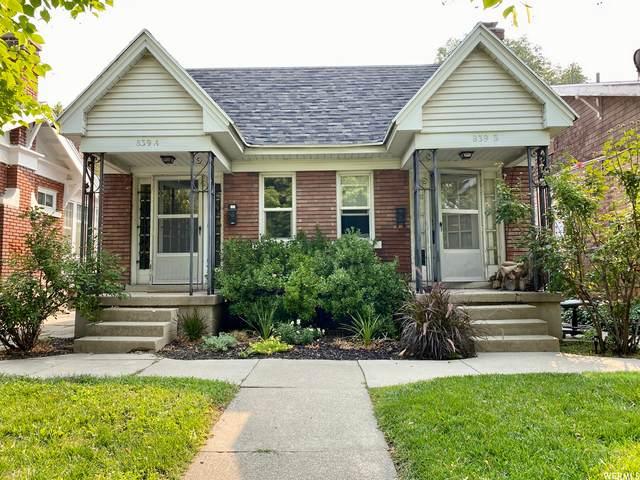 839 S 600 E, Salt Lake City, UT 84102 (#1764840) :: Berkshire Hathaway HomeServices Elite Real Estate