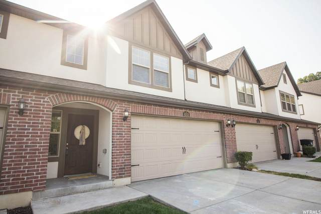 8252 S 2650 E, South Weber, UT 84405 (#1764843) :: Doxey Real Estate Group