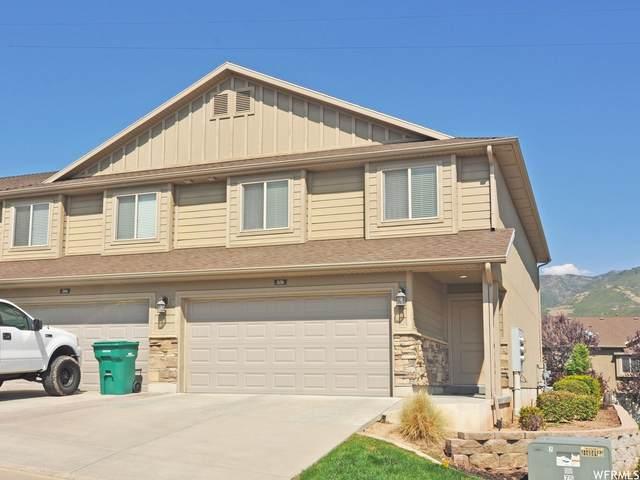 3156 N Peregrine Way, Layton, UT 84040 (#1764857) :: Berkshire Hathaway HomeServices Elite Real Estate