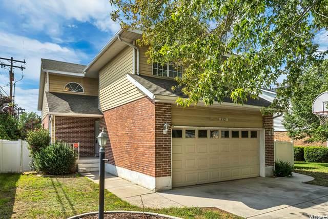 8248 S 740 E, Sandy, UT 84094 (#1764863) :: Pearson & Associates Real Estate