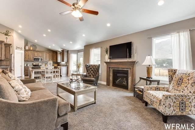 8107 N Spring Valley Ln #316, Lake Point, UT 84074 (#1764878) :: Utah Dream Properties