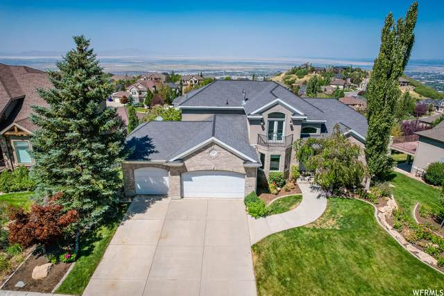 4626 S Oxford Way E, Bountiful, UT 84010 (MLS #1764885) :: Lookout Real Estate Group