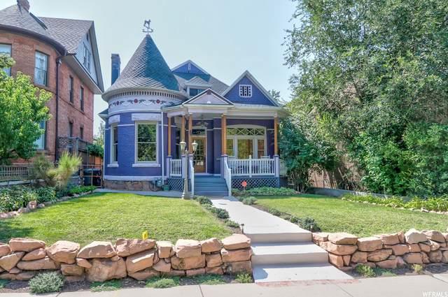 922 E 200 S, Salt Lake City, UT 84102 (#1764967) :: Berkshire Hathaway HomeServices Elite Real Estate
