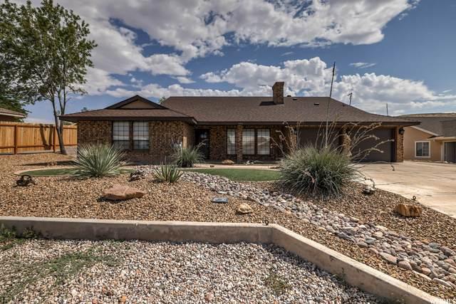 344 E Vermillion Ave, St. George, UT 84790 (#1765034) :: Utah Dream Properties