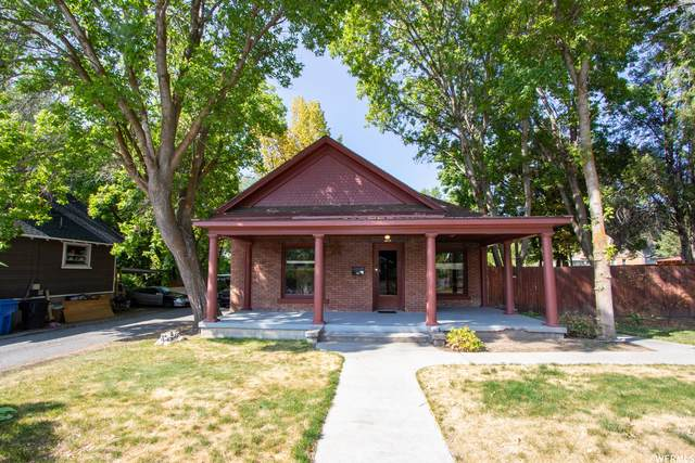 369 E 400 N, Logan, UT 84321 (#1765035) :: UVO Group | Realty One Group Signature