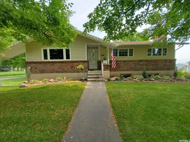 398 N 100 E, Mendon, UT 84325 (#1765079) :: Bustos Real Estate   Keller Williams Utah Realtors