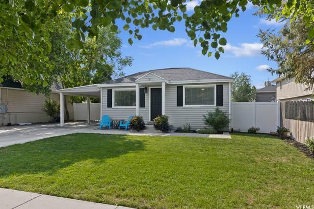354 E Fenton Ave, Salt Lake City, UT 84115 (#1765109) :: Bear Phelps Group