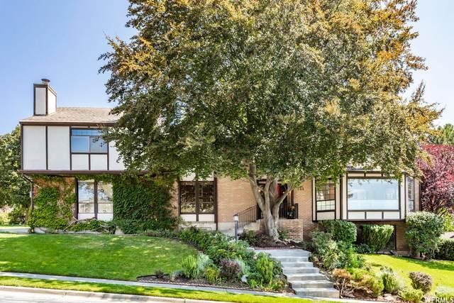 266 N Alta St E, Salt Lake City, UT 84103 (#1765154) :: Bustos Real Estate | Keller Williams Utah Realtors