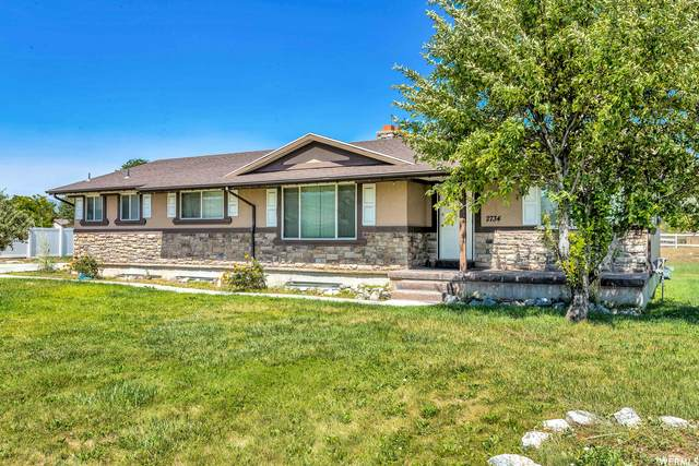 2734 W 13760 S, Riverton, UT 84065 (#1765203) :: Doxey Real Estate Group