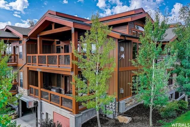 9881 N Vista Dr #201, Heber City, UT 84032 (MLS #1765218) :: High Country Properties