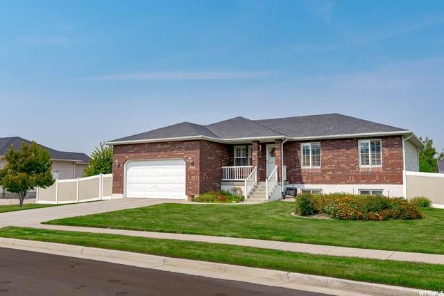 2606 W 2375 N, Clinton, UT 84015 (MLS #1765239) :: Lookout Real Estate Group