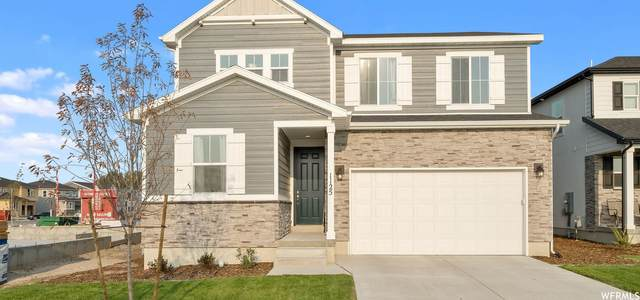1125 S 4700 W, West Point, UT 84015 (#1765257) :: Doxey Real Estate Group