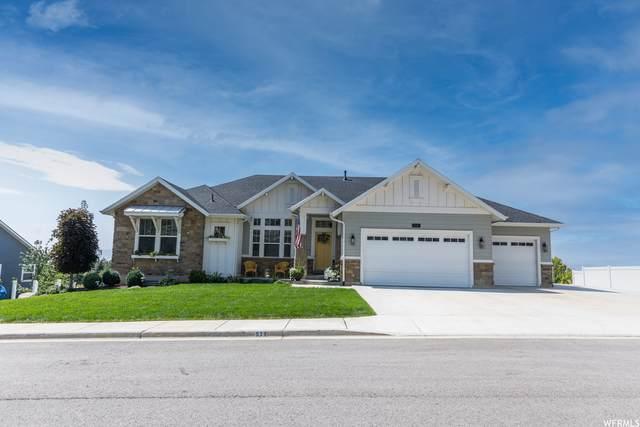 539 N 1350 E, Pleasant Grove, UT 84062 (MLS #1765276) :: Lookout Real Estate Group