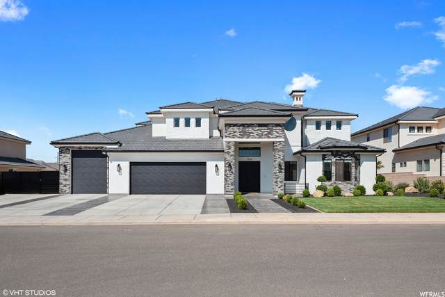 3026 S Olivewood Ln, St. George, UT 84790 (#1765280) :: Colemere Realty Associates