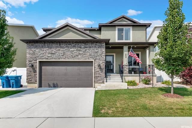 664 S Academy Dr, American Fork, UT 84003 (#1765293) :: Berkshire Hathaway HomeServices Elite Real Estate