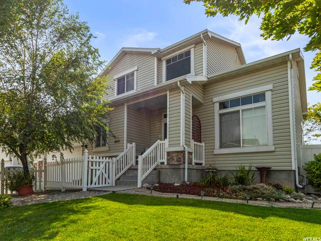 4907 W 3035 S, West Valley City, UT 84120 (#1765305) :: Doxey Real Estate Group
