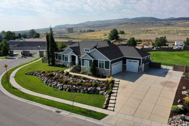 14966 S Castle Valley Dr W, Bluffdale, UT 84065 (MLS #1765355) :: Lookout Real Estate Group