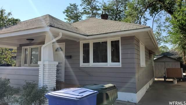 457 32ND St, Ogden, UT 84401 (MLS #1765389) :: Lookout Real Estate Group