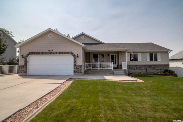 1053 N 690 E, Tooele, UT 84074 (MLS #1765399) :: Lookout Real Estate Group