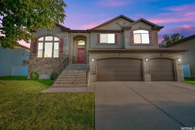 1053 Oldham Dr, North Salt Lake, UT 84054 (MLS #1765404) :: Lookout Real Estate Group
