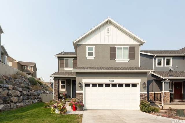3059 S Red Pine Dr, Saratoga Springs, UT 84045 (#1765428) :: Berkshire Hathaway HomeServices Elite Real Estate