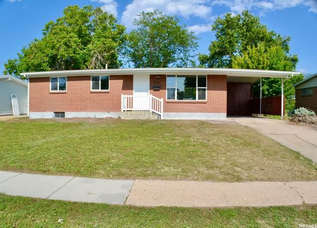 277 S Larkin Ln W, Kaysville, UT 84037 (#1765454) :: Exit Realty Success
