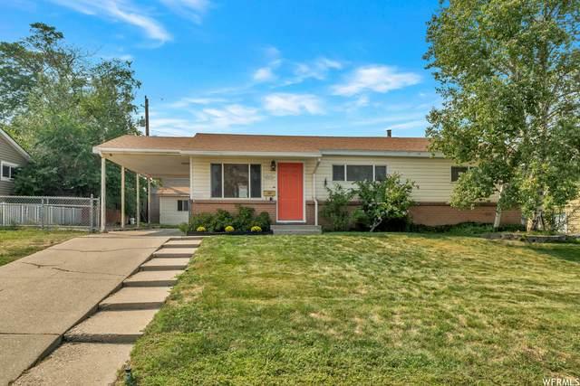 5272 S 5120 W, Salt Lake City, UT 84118 (#1765470) :: Bustos Real Estate | Keller Williams Utah Realtors