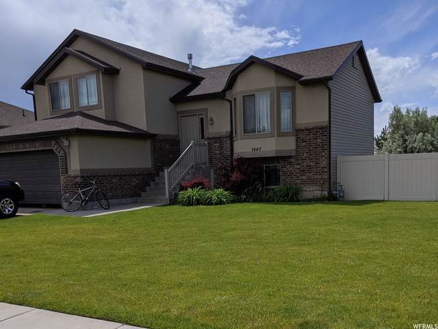1447 N 4350 W, West Point, UT 84015 (MLS #1765490) :: Lookout Real Estate Group