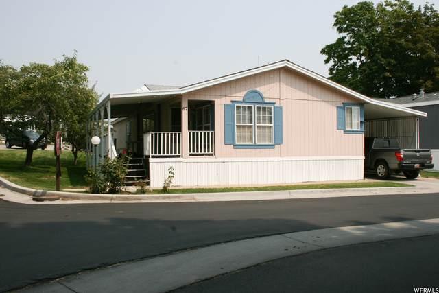 67 Sunset Dr, Layton, UT 84041 (#1765499) :: Utah Dream Properties