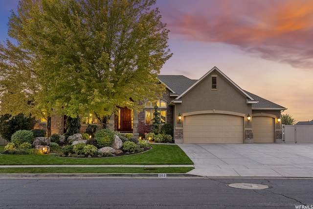 952 W Willowmere Dr, Kaysville, UT 84037 (#1765501) :: Utah Real Estate