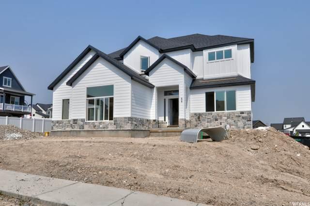 66 E Garibaldi Way, Saratoga Springs, UT 84045 (#1765507) :: Doxey Real Estate Group