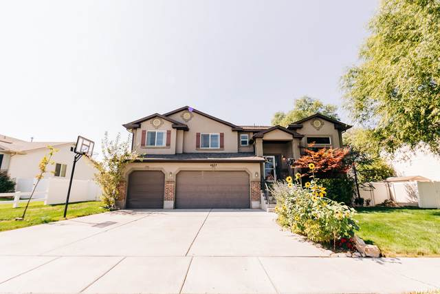 4077 S 3375 W, West Haven, UT 84401 (MLS #1765519) :: Lookout Real Estate Group